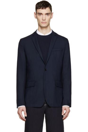 Acne Studios - Navy Wool Jack Travel Blazer