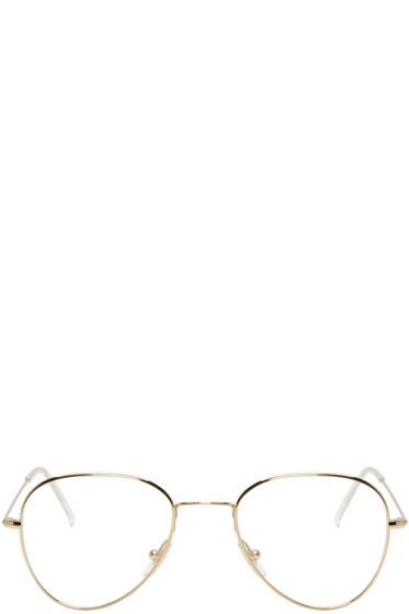 Super - Gold Numero 07 Optical Glasses