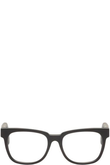 Super - Black Square People Glasses