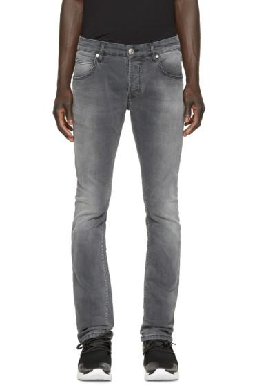 Pierre Balmain - Grey Skinny Jeans