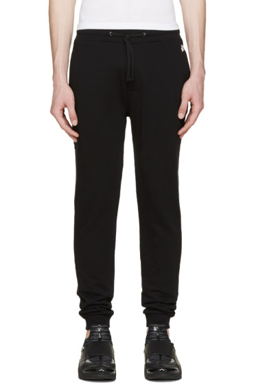 Kenzo - Black Small Logo Lounge Pants