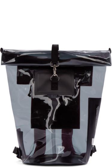 Eytys - Blue Vinyl Void Backpack
