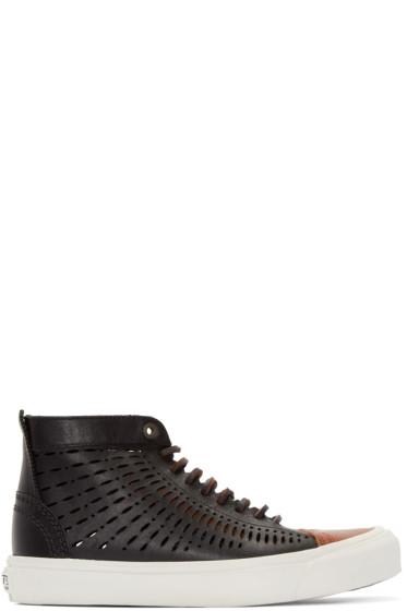 Vans - Black Taka Hayashi Edition HSK8 Nomad LX Sneakers