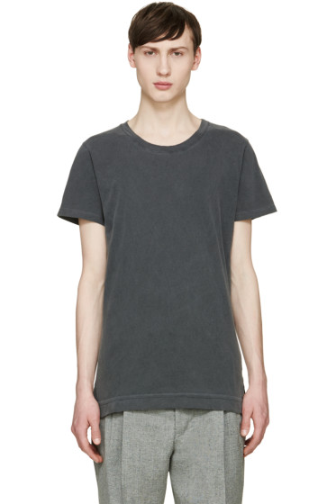 John Elliott - Black Washed Mercer T-Shirt