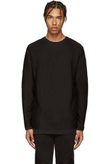 Diesel - Black Mesh T-Need T-Shirt