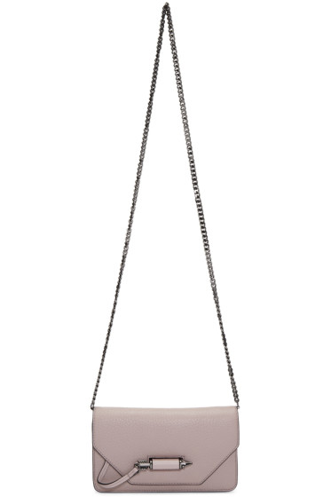 Mackage - Pink Mini Zoey Shoulder Bag