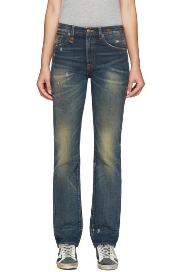 R13 - Blue Classic Jeans