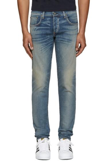 Rag & Bone - Blue Standard Issue Fit 1 Jeans