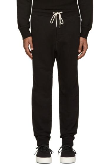 Rag & Bone - Black Standard Issue Lounge Pants
