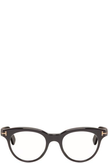 Tom Ford - Black TF5378 Optical Glasses