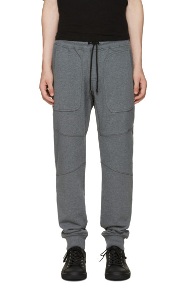 Belstaff - Grey Farlane Lounge Pants