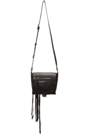 McQ Alexander Mcqueen - Black Mini Crossbody Bag