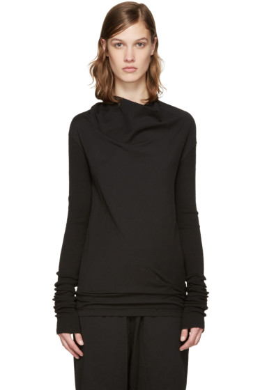 Rick Owens Drkshdw - Black Bonnie T-Shirt