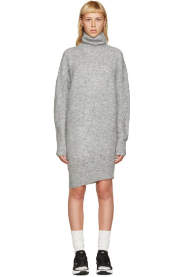 Acne Studios - Grey Daija Mohair Dress