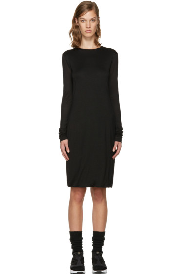 Acne Studios - Black Jersey Nalani Dress