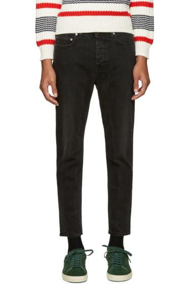 Acne Studios - Black Town Jeans