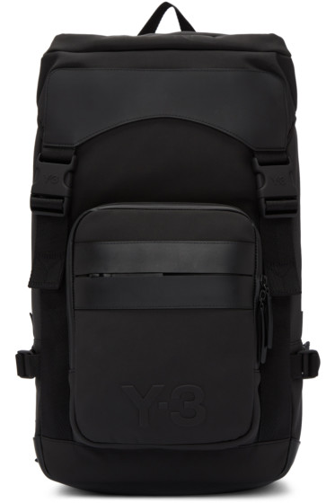 Y-3 - Black Ultra Backpack