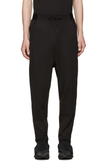 Y-3 - Black 3S FT Lounge Pants
