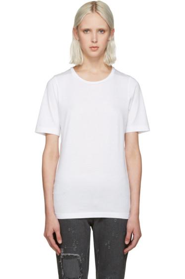 Dsquared2 - White Renny T-Shirt