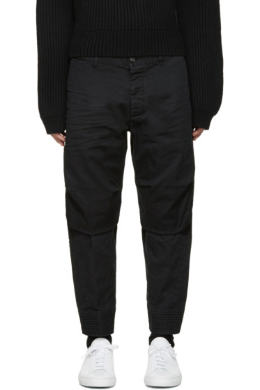 Dsquared2 - Black Tizzy Chinos