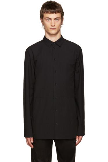 Helmut Lang - Black Pocket Shirt