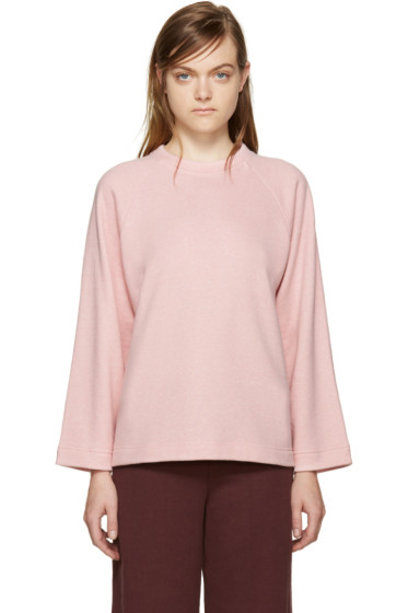 YMC - Pink Relaxed Pullover