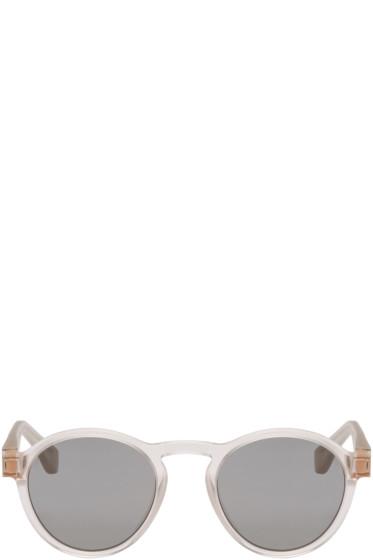 Maison Margiela - Clear Mykita Edition MMRAW002 Sunglasses