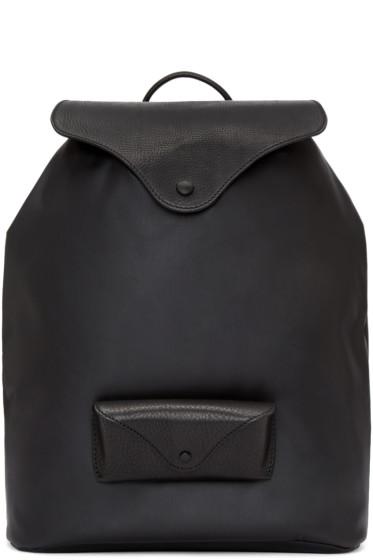 Maison Margiela - Black Glasses Case Backpack