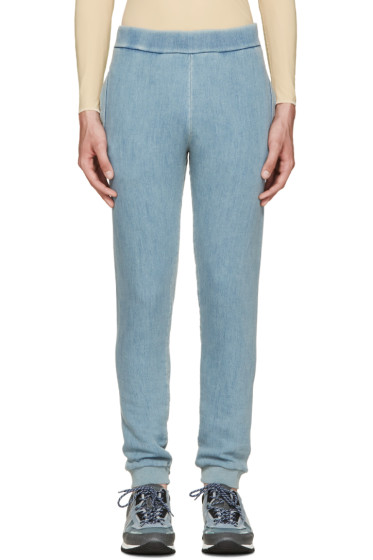 Maison Margiela - Indigo Slim Lounge Pants
