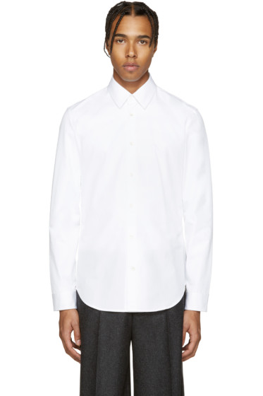 Maison Margiela - White Slim Shirt