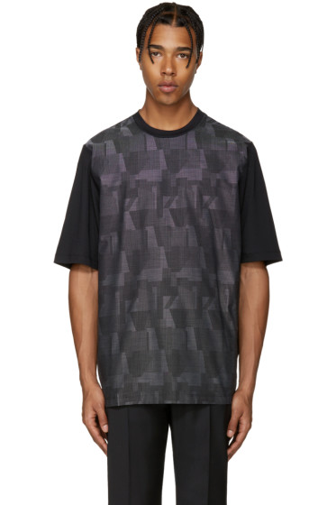 Christopher Kane - Black Block T-Shirt