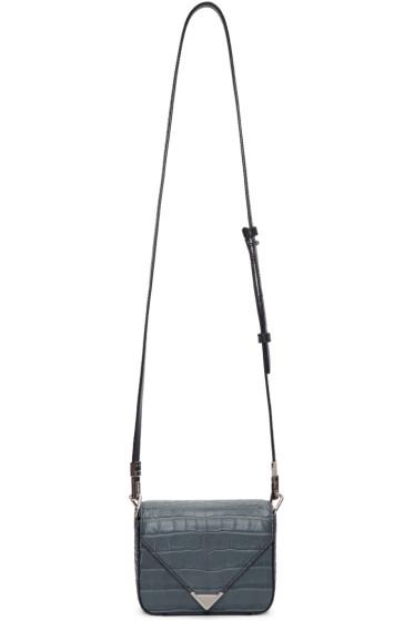 Alexander Wang - Grey Mini Prisma Envelope Bag