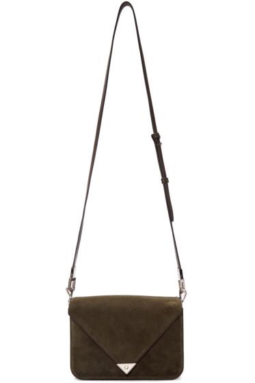 Alexander Wang - Green Small Prisma Envelope Bag