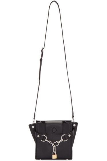 Alexander Wang - Black Mini Attica Shoulder Bag