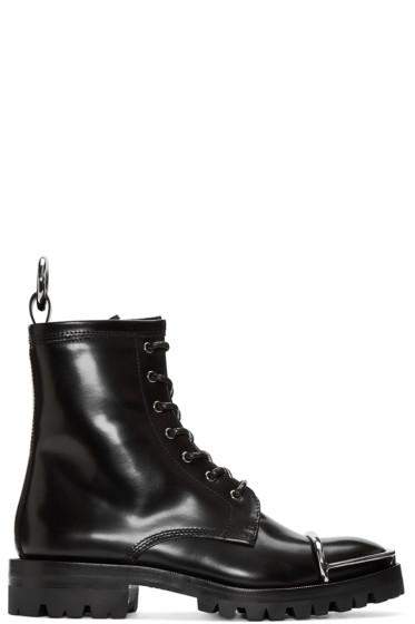 Alexander Wang - Black Lyndon Boots