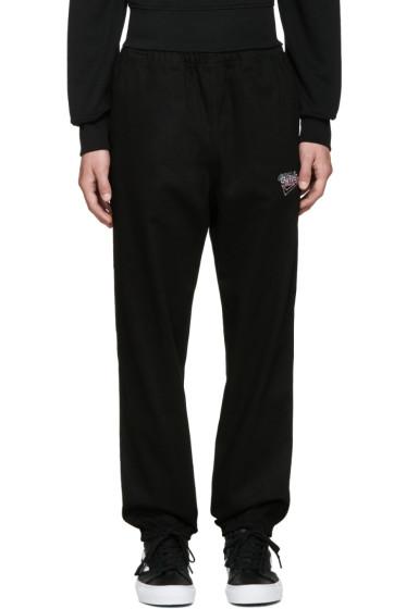 Alexander Wang - Black 'Girls Girls Girls' Lounge Pants