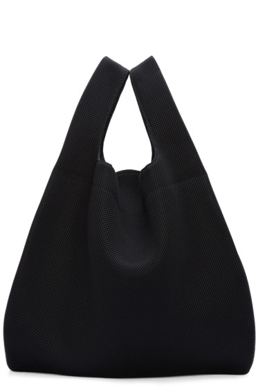 MM6 Maison Margiela - Black Mesh Tote