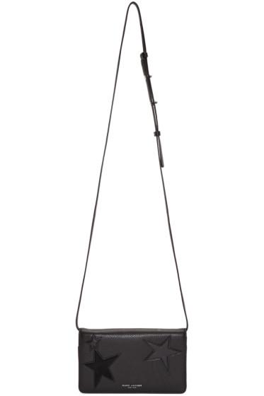 Marc Jacobs - Black Star Patchwork Bag