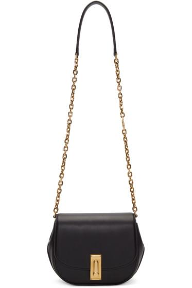 Marc Jacobs - Black Leather The West End Jane Bag