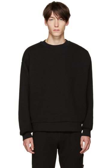 T by Alexander Wang - Black Fleece Pullover