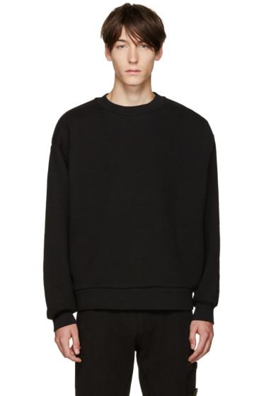 T by Alexander Wang - Black Fleece Pullover