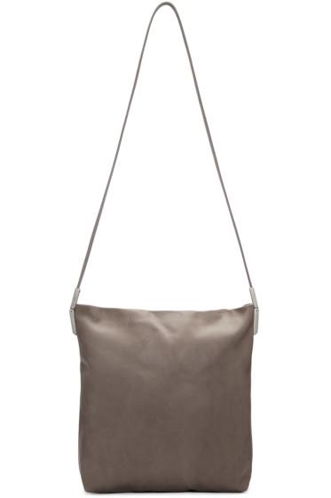 Rick Owens - Grey Big Adri Bag
