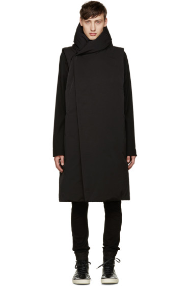 Rick Owens - Black Liner Down Jacket