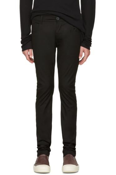 Rick Owens - Black Detroit Trousers