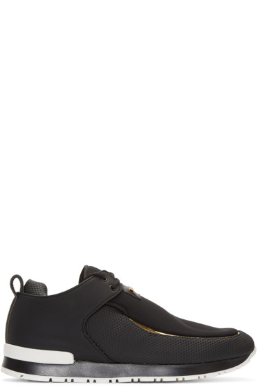 Balmain - Black Doda Sneakers