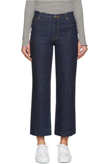 A.P.C. - Blue Sailor Jeans