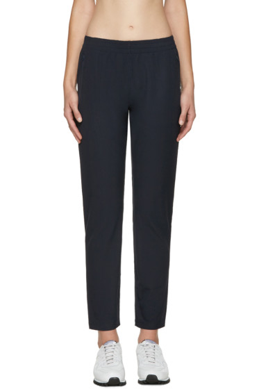 A.P.C. x Outdoor Voices - Navy Running Lounge Pants