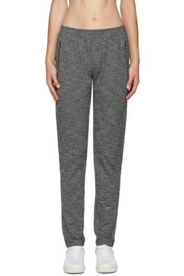 A.P.C. x Outdoor Voices - Grey Running Lounge Pants