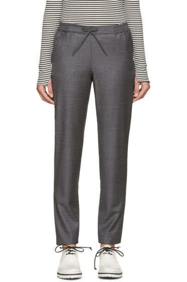 A.P.C. - Grey Madeleine Trousers