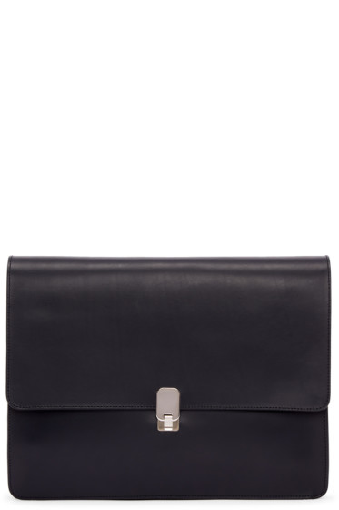 A.P.C. - Black Andy Document Holder